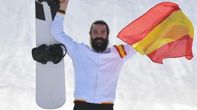 JO-2018 / Snowboard cross : Pierre Vaultier, un deuxième or en vrai patron