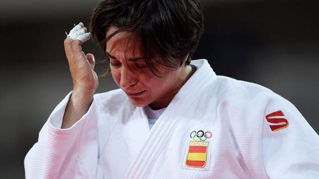 """Figueroa llega a Roma con """"muchas ganas de lograr ya una medalla"""""""