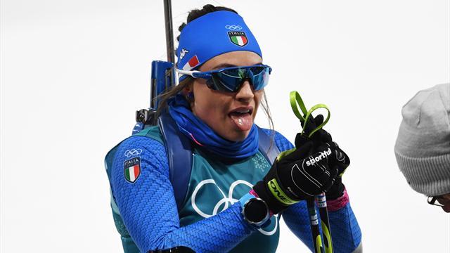 Wierer bene a metà, è 7a nella 15 km: vittoria a sorpresa di Hanna Oeberg