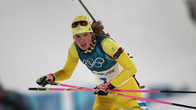Шведка Эберг суперсенсационно взяла золото в классике