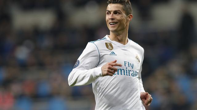 119 Europacup-Tore: Weltfußballer Ronaldo mit Doppelpack gegen PSG