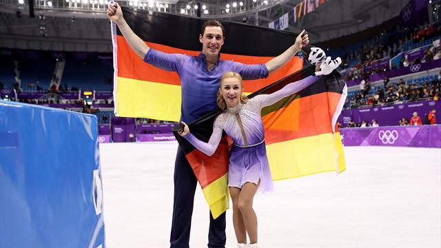 Deutsches Team übertrifft Gold-Bilanz von Sotschi
