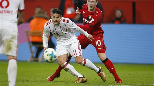 DFB-Pokal-Halbfinale: Bayer-Bayern am 17. April, Schalke-Frankfurt am 18. April
