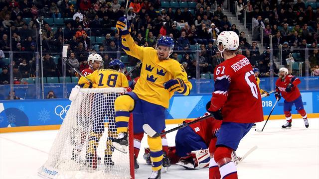 Weltmeister Schweden mit souveränem Olympia-Start