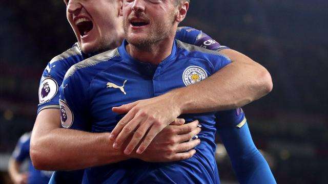 Vardy teases Maguire over Sheffield club loyalties