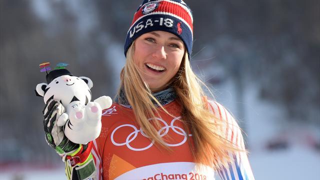 Olympiasiegerin Shiffrin verzichtet auf Super-G