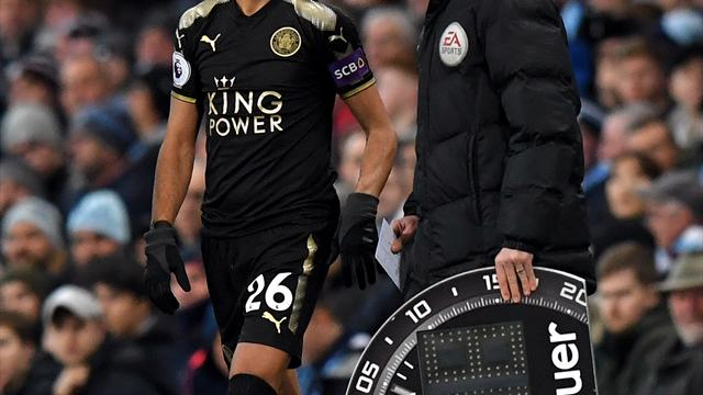 Foxes boss Claude Puel speaks out over Manchester City's Riyad Mahrez approach