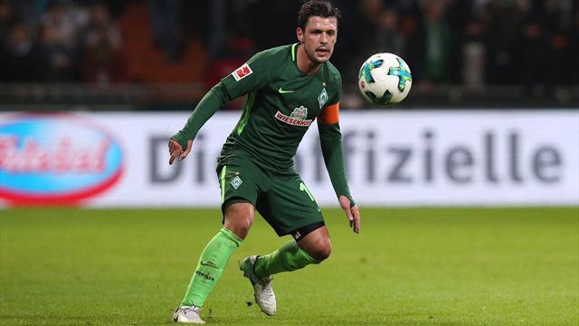 Bremen ohne Kapitän Junuzovic nach Freiburg