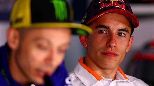 """Márquez setzt auf Versöhnung: """"Rossi wirklich beeindruckend"""""""