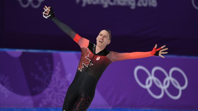 Eisschnelllauf: Bloemen holt Gold über 10.000 m - Beckert Siebter