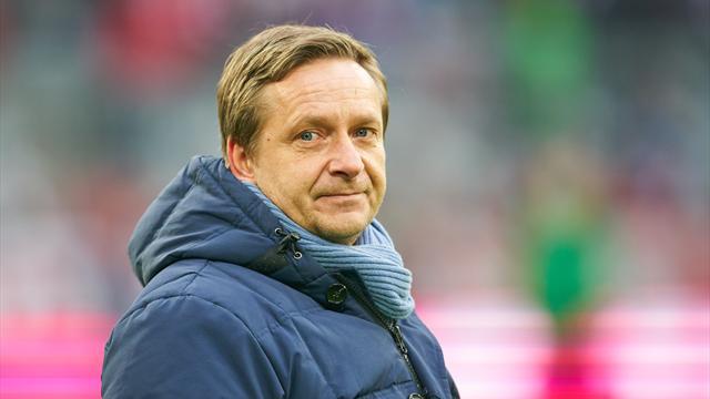 """Heldt stellt klar: """"Kein Kontakt"""" zu Wolfsburg"""