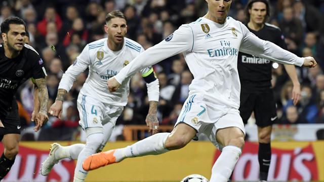 Volley-Elfmeter: Ronaldo sorgt für Gesprächsstoff