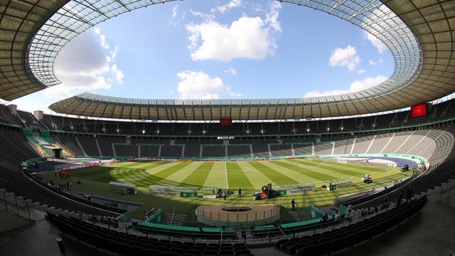 Hertha BSC treibt Stadionpläne voran