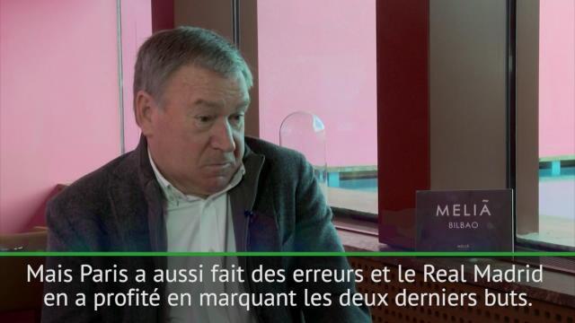 """Interview - Clemente : """"Paris avait le contrôle du match"""""""