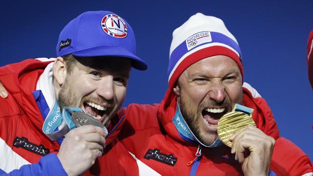 "Svindal et Jansrud veulent perpétuer la tradition des ""Attacking Vikings"""