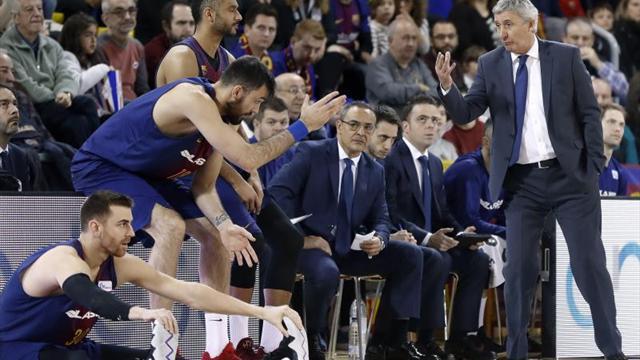 Baskonia buscará el tercer triunfo del año frente al Barcelona de Pesic