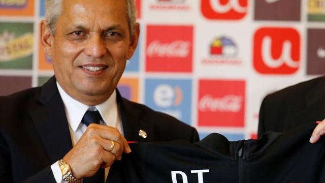 La era Rueda en Chile comienza con los amistosos contra Suecia y Dinamarca