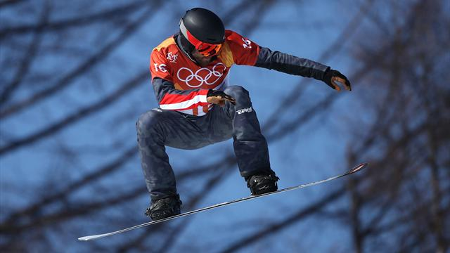 Austrian Snowboarder Breaks Neck in Crash at Winter Olympics