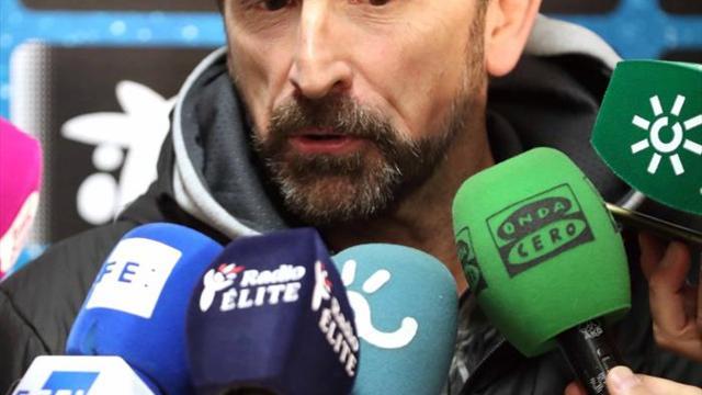 """Joan Plaza: """"Debemos hacer un partido completo o el Real Madrid nos borrará"""""""