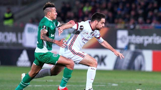 Ludogorets-Milan in Diretta tv e Live-Streaming