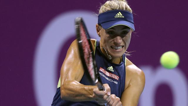 Doha: Kerber folgt Görges ins Viertelfinale