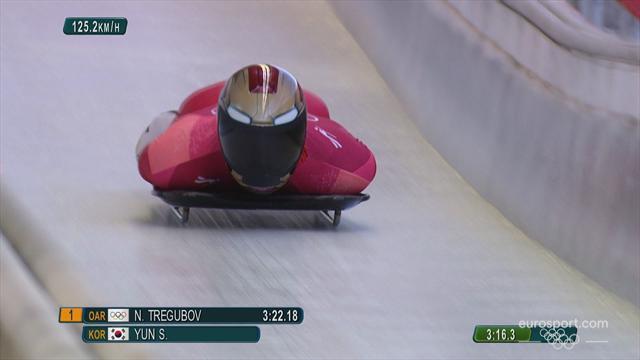 PyeongChang 2018 Kış Olimpiyatları: Erkekler skeleton