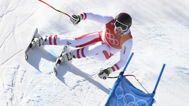 Майер стал двукратным олимпийским чемпионом