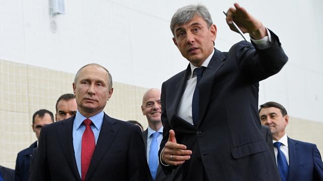 Галицкий – идеальный министр спорта. У него есть внятная концепция, которая вытащит Россию со дна