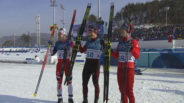 PyeongChang 2018 Kış Olimpiyatları: Erkekler kayaklı koşu 15 kilometre