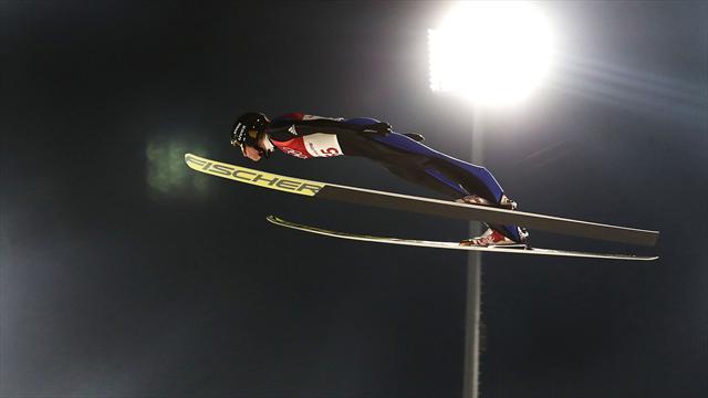 4 из четырех прыгунов с трамплина из России прошли квалификацию в Пхёнчхане