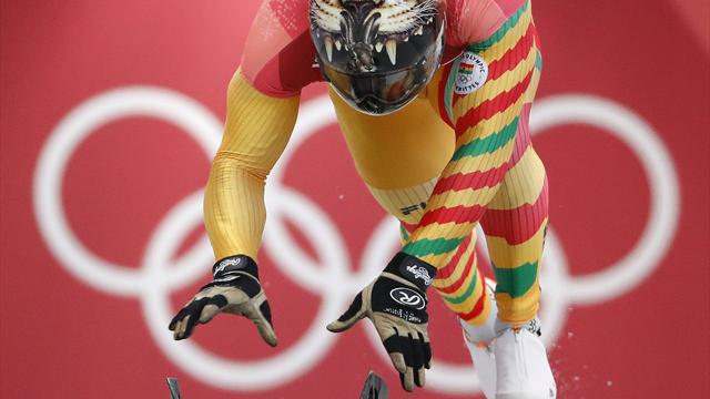 Eurosport Advent Calendar: Akwasi Frimpong, Ghana's remarkable skeleton star