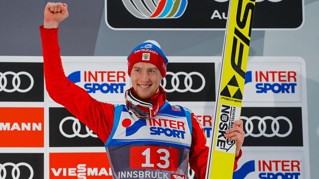 Skokani na lyžích do Finska. Vylepší Viktor Polášek 12. místo z Visly?