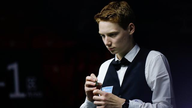 Sorgen um Snooker-Deutschland