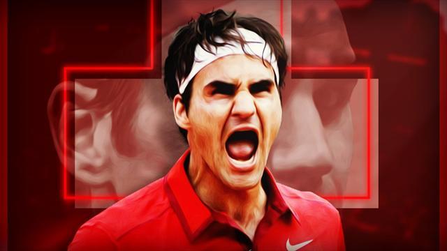 Le grand écart, signe ultime de la grandeur de Federer