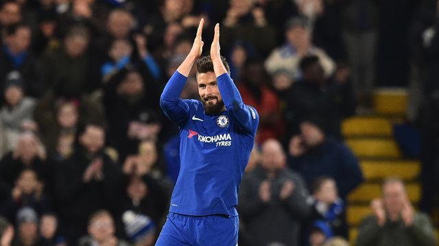Chelsea - Olivier Giroud :