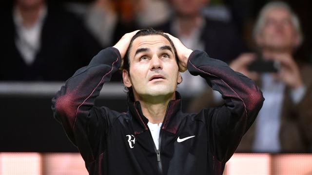 Les chiffres vertigineux du retour de Federer au sommet de l'ATP