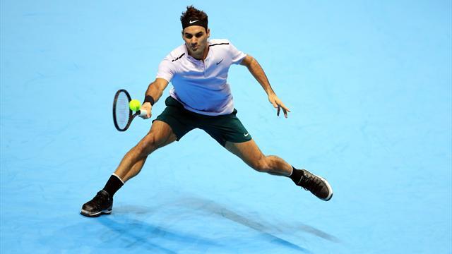 Federer aplasta a Dimitrov (6-2 y 6-2) y se hace con su segundo título de la temporada en Rotterdam