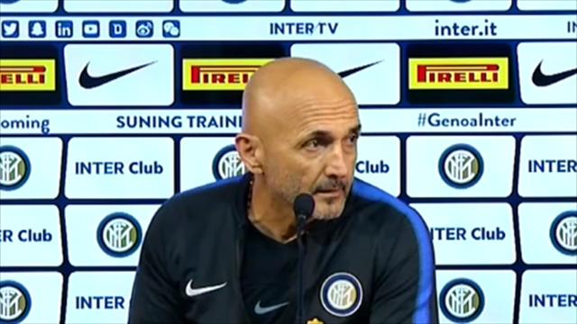"""Spalletti: """"Ha ragione Di Francesco, la Roma deve stare più in alto. Come negli anni scorsi"""""""