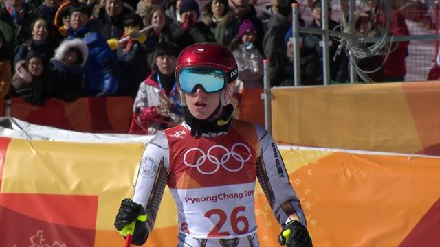 """""""Non ci crede neanche lei!"""": Ester Ledecka è l'oro più incredibile delle Olimpiadi"""