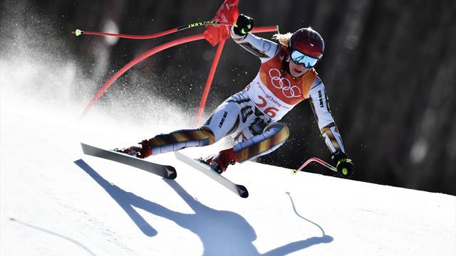 Ester Ledecka, incredibile medaglia d'oro nel SuperG! Battuta Anna Veith per 1 centesimo