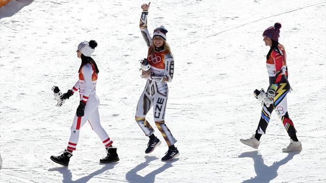 Sjokkskadet etter tidenes alpintskrell: – Jeg trodde det var en tabbe