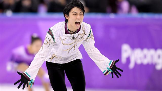 Double Olympic champion Hanyu to miss worlds