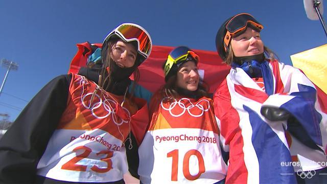 PyeongChang 2018 Kış Olimpiyatları: Kadınlar serbest stil kayak slopestyle disiplini