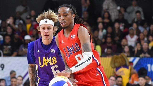 Plus fort que Bieber, Pierce ou T-Mac, Quavo s'est offert le titre de MVP du Celebrity Game