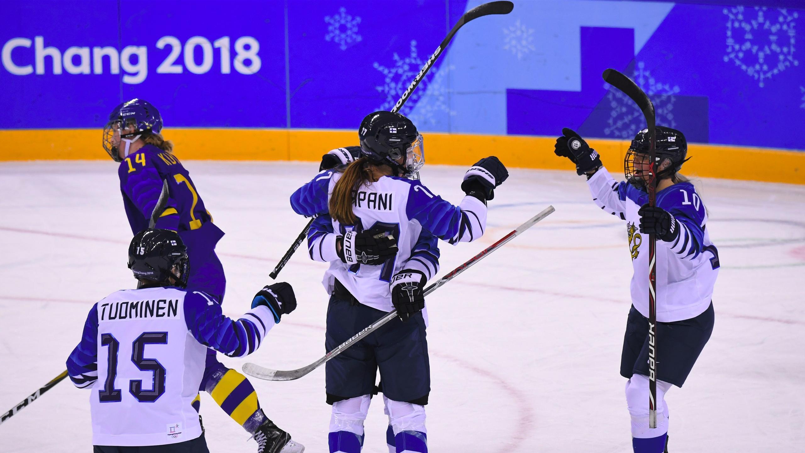 Ishockey kvartsfinal 7 av 7