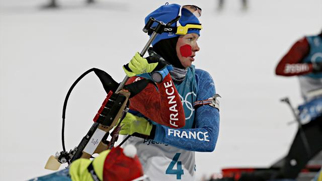 Merci le biathlon, c'est un record !