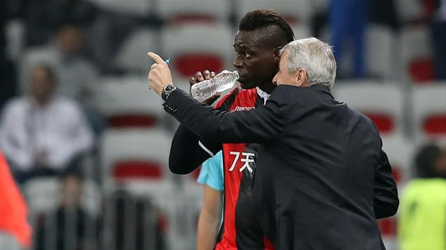 Balotelli - Favre, le couple de raison