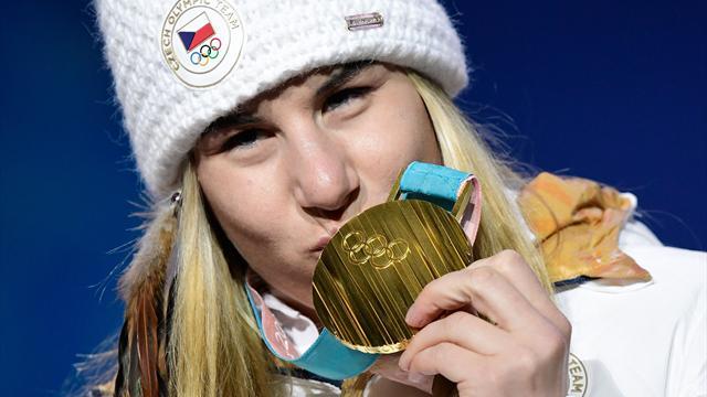 Ester Ledecka, il fenomeno dello snowboard che vince nello sci! Una storia da Olimpiade