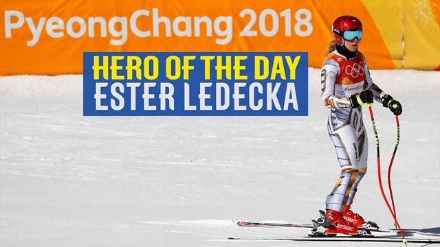 Ester Ledecká se v Lake Louise postaví na start úvodních sjezdů SP alpských lyžařek