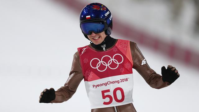 Стох выиграл золото, Климов – 26-й